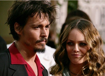 Johnny Depp i Vanessa Paradis /Getty Images/Flash Press Media