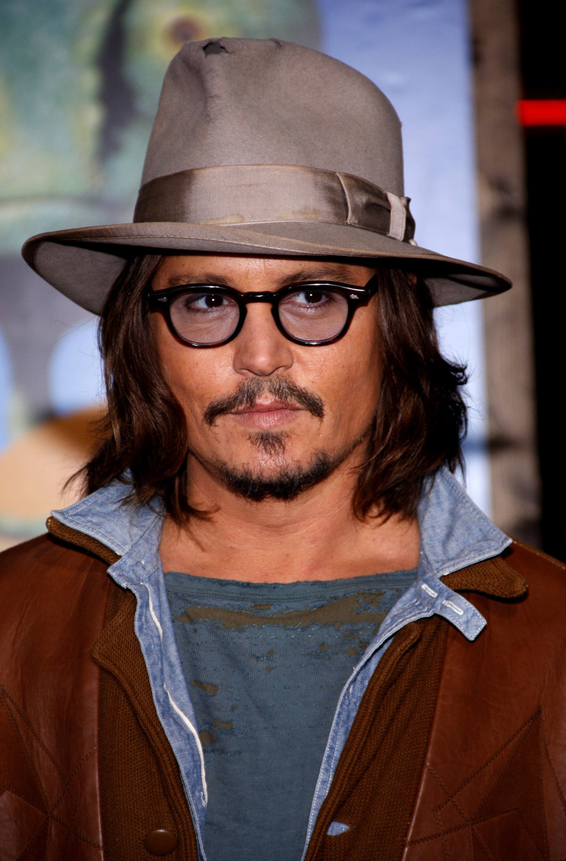 Johnny Depp nie jest ideałem ojca /123RF/PICSEL