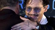 Johnny Depp nosi pierścionek zaręczynowy!