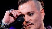 Johnny Depp przeszedł załamanie!
