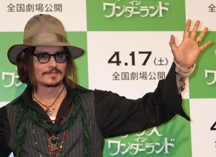 Johnny Depp /Getty Images/Flash Press Media