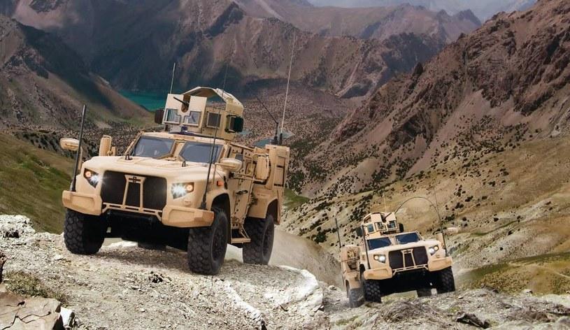 Joint Light Tactical Vehicle, czyli następca dzielnie służącego Amerykanom Humvee /materiały prasowe