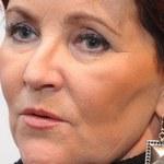 """Jolanta Kwaśniewska znów radzi emerytom! """"Pijcie wodę i jedzcie jarmuż!"""""""