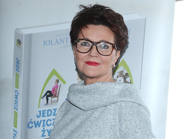 Jolanta Kwaśniewska /MWMedia