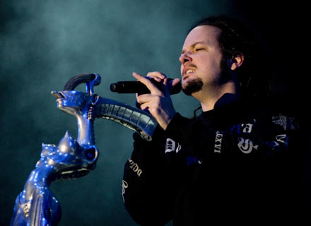 Jonathan Davis (Korn) - fot. isifa /Getty Images/Flash Press Media