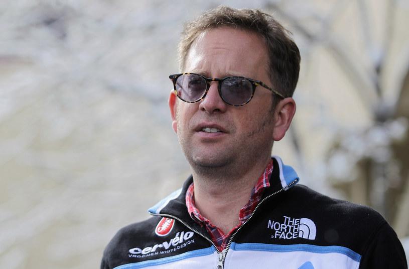 Jonathan Vaughters jest obecnie dyrektorem sportowym grupy kolarskiej Garmin /AFP
