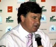 Jose Antonio Camacho miał dosyć ingerencji działaczy w kadrę zespołu /INTERIA.PL