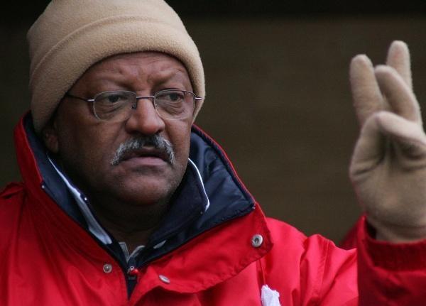 Jose Carlos Serrao boi się tylko deszczu i śniegu, fot. Marek Biczyk /Agencja Przegląd Sportowy