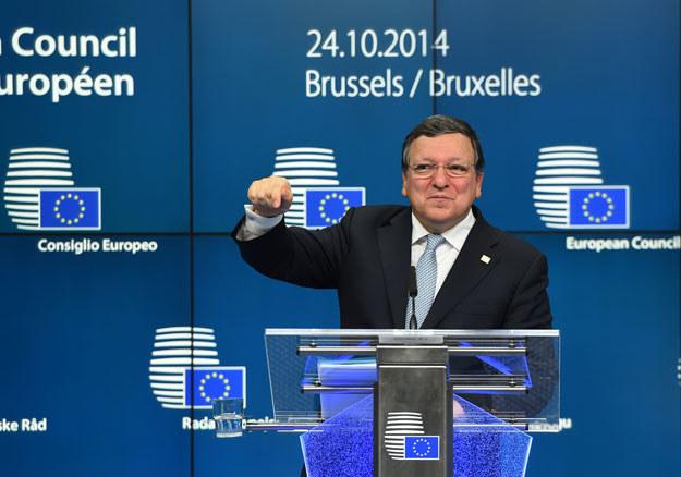 """Jose Manuel Barroso zachował się jak człowiek """"bez honoru"""" i """"nieprzyzwoicie"""" /AFP"""