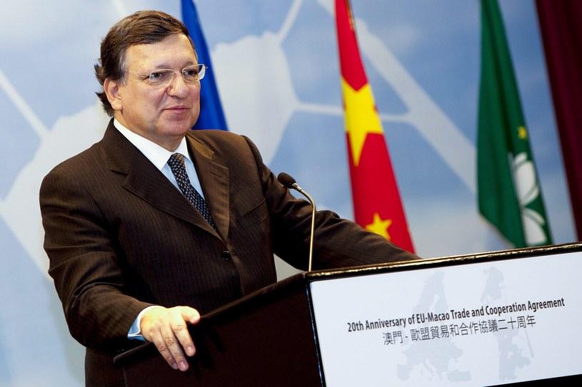 Jose Manuel Barroso /CARMO CORREIA /PAP/EPA