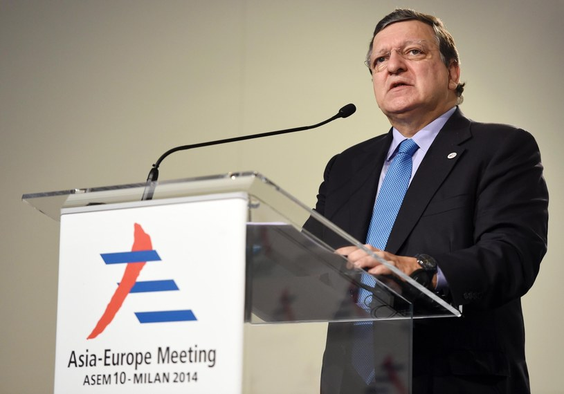 Jose Manuel Barroso /AFP
