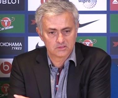Jose Mourinho:  Jeden gol, trzy punkty - gratulacje. Wideo