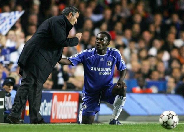 Jose Mourinho namawia Michaela Essiena na transfer do Realu /AFP