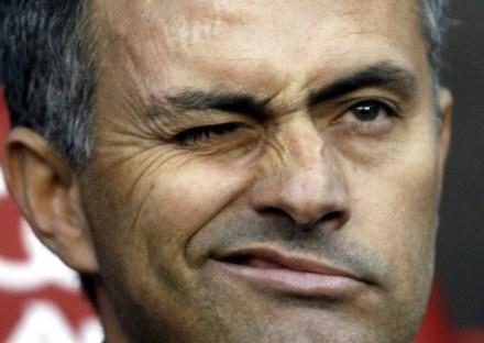 Jose Mourinho odetchnął z ulgą /AFP
