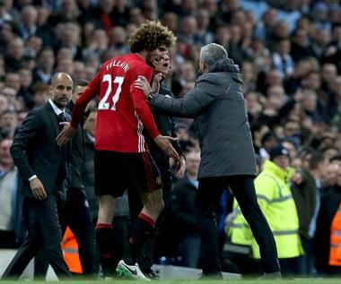 Jose Mourinho skomentował derby Manchesteru. Wideo