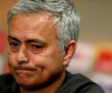Jose Mourinho: Wyglądaliśmy jak zbitka piłkarzy. Wideo