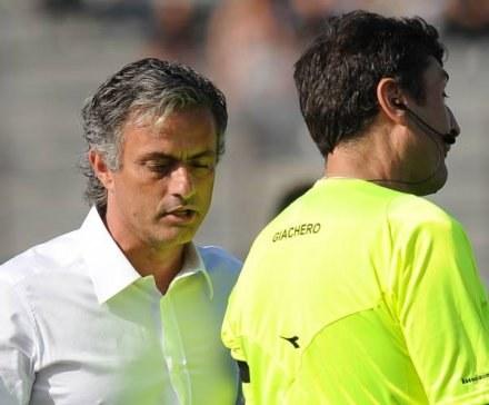 Jose Mourinho znów narozrabiał i został ukarany /AFP