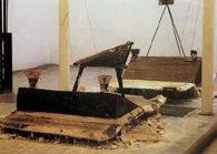 Joseph Beuys, instalacja Ostatnia przestrzeń, 1982 /Encyklopedia Internautica