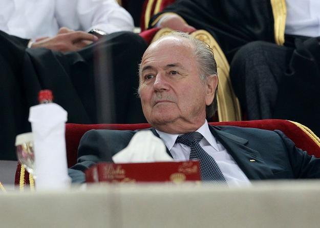 Joseph Blatter/fot. Robert Cianflone /Getty Images/Flash Press Media