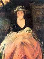 Joshua Reynolds, Portret duchownego /Encyklopedia Internautica