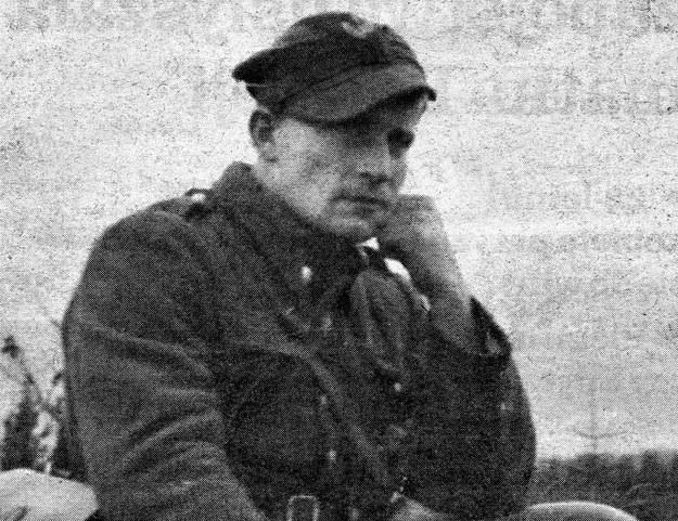 """Józef Kuraś ps. """"Ogień"""" walczył z Niemcami i komunistami /FoKa /Agencja FORUM"""