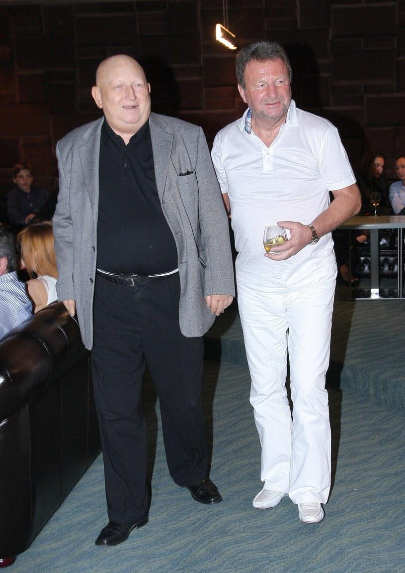 Józef Oleksy i Józef Wojciechowski /East News