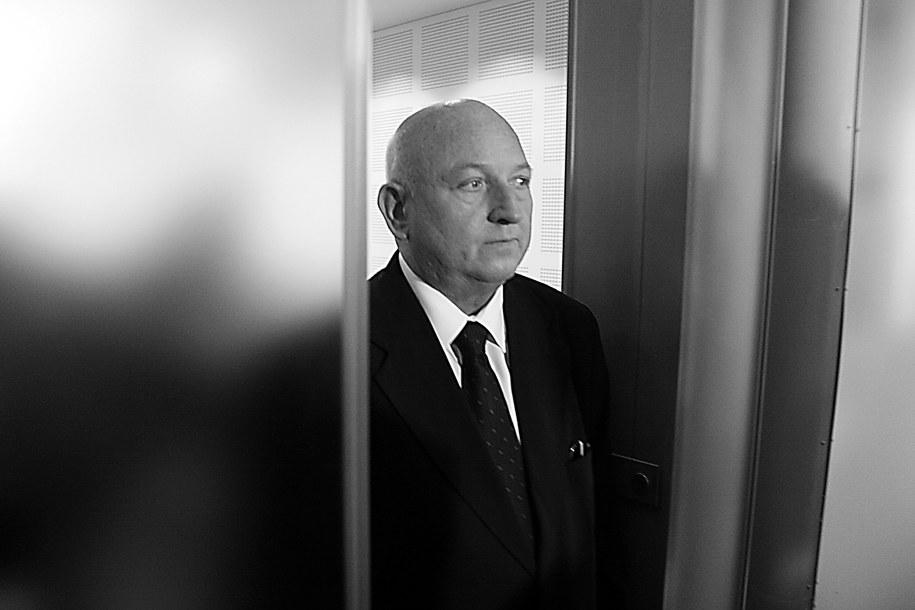 Józef Oleksy /Tomasz Gzell /PAP