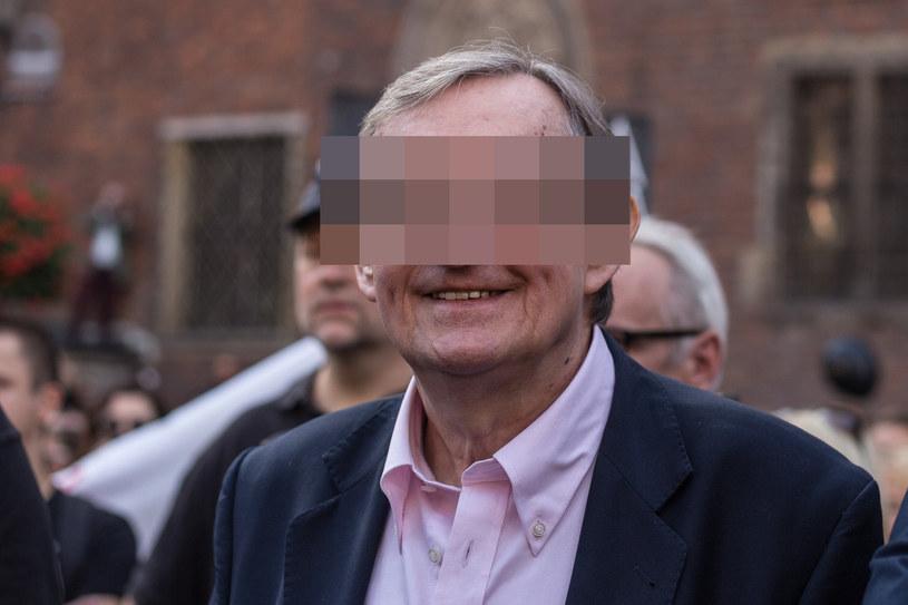 Józef P. /Krzysztof Kaniewski /Reporter