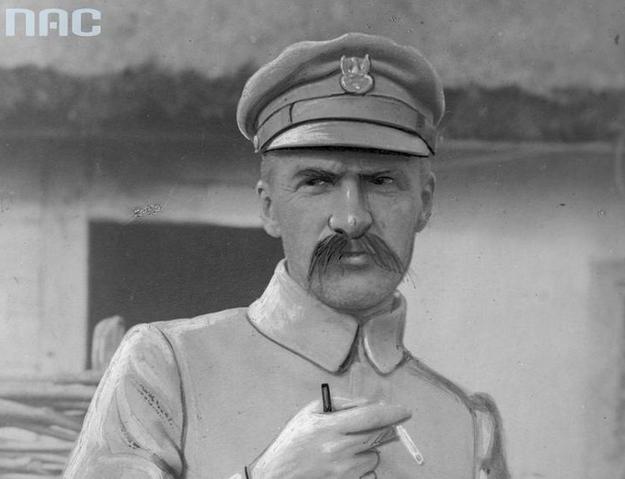 """""""Józef Piłsudski był rzeczywiście przyjacielem Ukraińców i dobrze życzył Ukrainie"""" /Z archiwum Narodowego Archiwum Cyfrowego"""