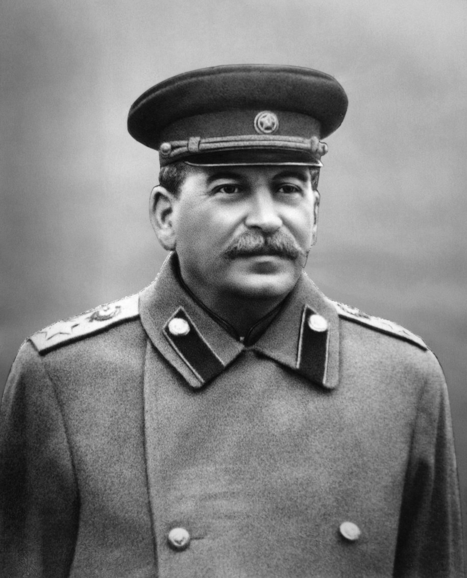 Józef Stalin /ITAR-TASS    /PAP