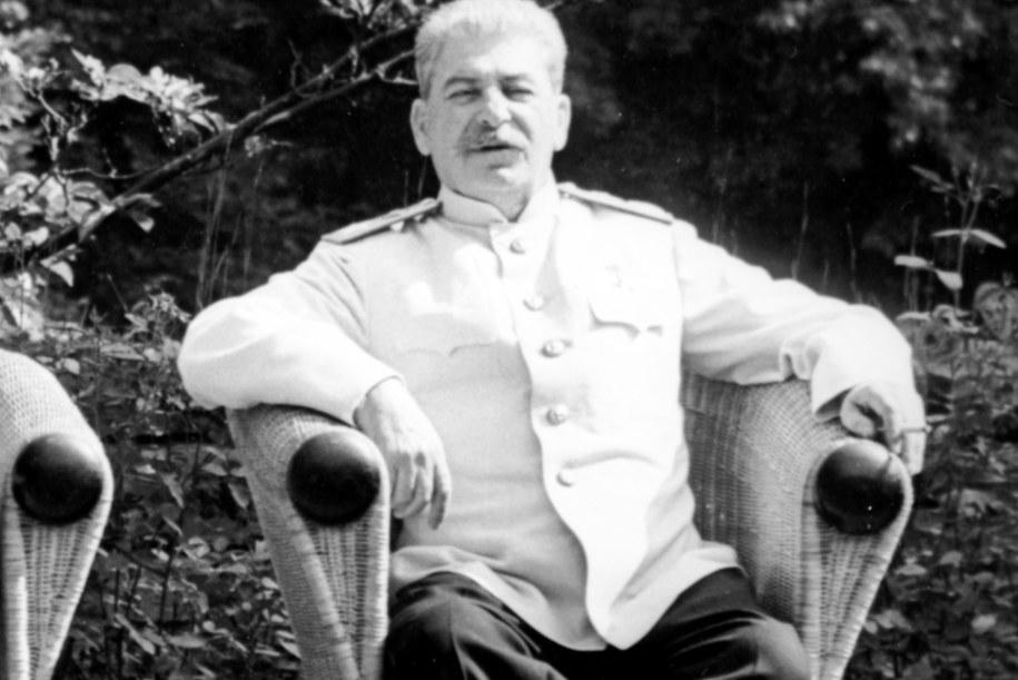 Józef Stalin /Newscom/PAP /PAP