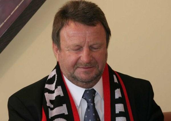 Józef Wojciechowski ma problemy z Global Soccer Agency /poloniawarszawa.com