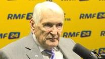 Józef Zych w Popołudniowej rozmowie w RMF FM