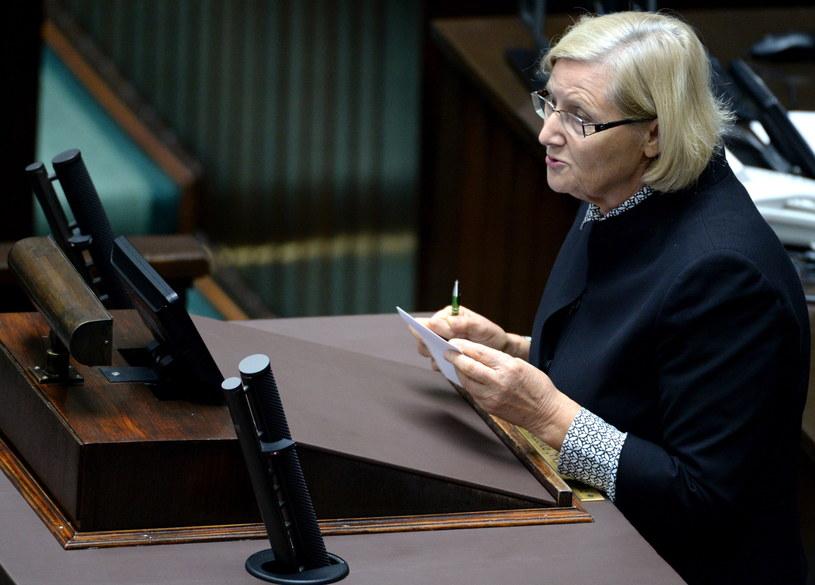 Józefina Hrynkiewicz /Jacek Turczyk /PAP