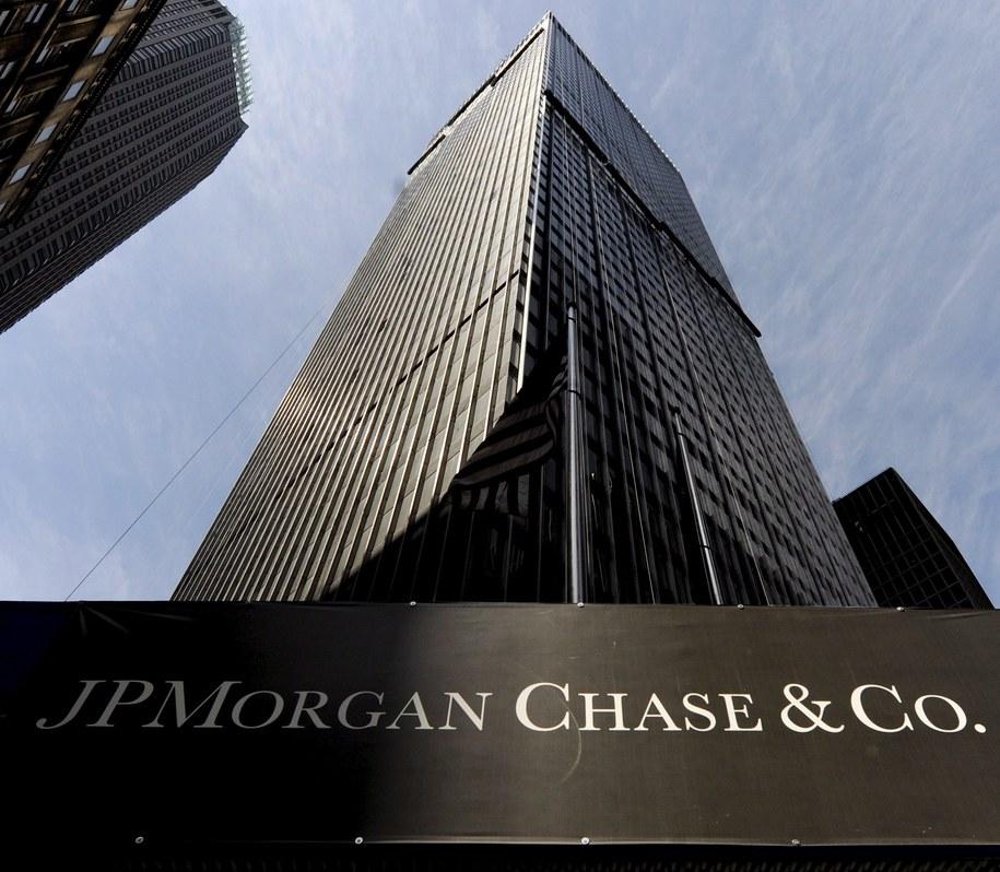 JP Morgan zwolni kilka tysięcy osób /JUSTIN LANE /PAP/EPA