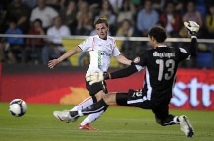 Juan Mata w akcji. /AFP
