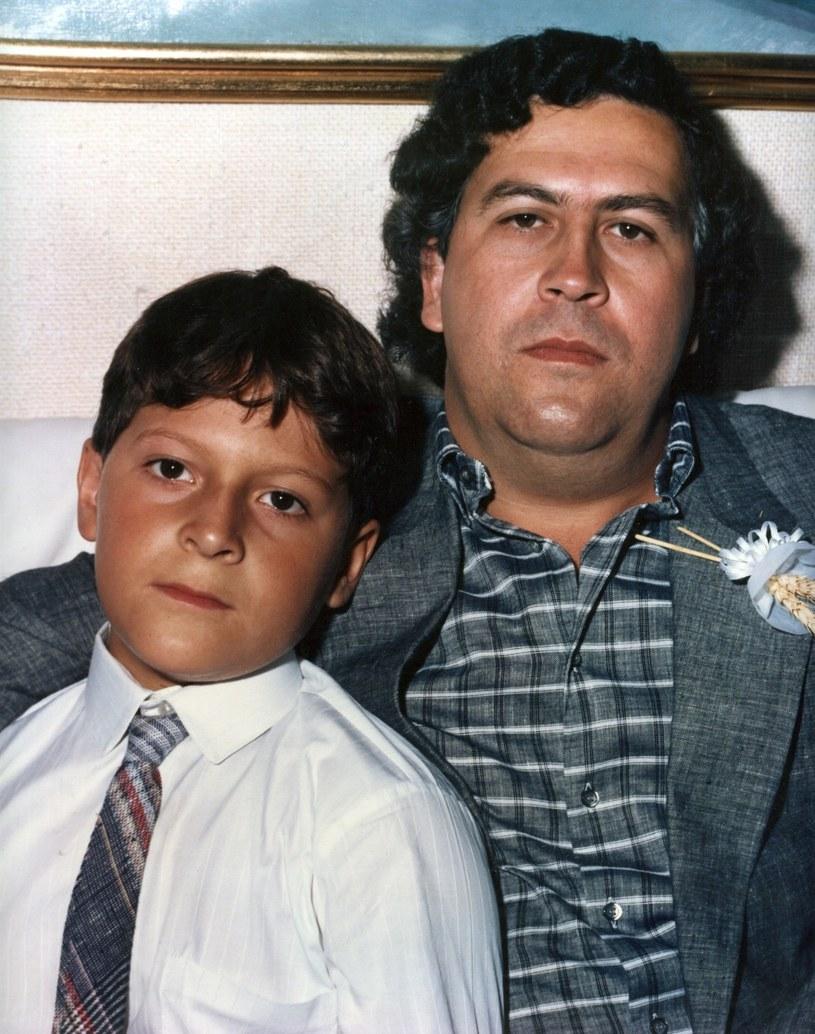 Juan Pablo Escobar: Mój ojciec przelał morze krwi i nie jest wzorem do naśladowania /East News