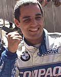 Juan Pablo Montoya jutro stanie na pierwszym polu startowym