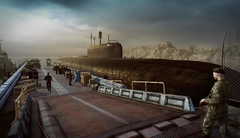 """Jujubee nie boi się poruszać """"drażliwych"""" tematów - ich przygodowa gra podejmię wątek kontrowersyjnej historii tragedii rosyjskiego atomowego okrętu podwodnego /materiały prasowe"""