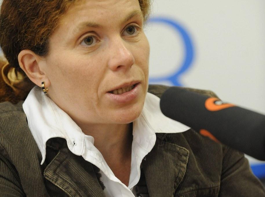 Julia Łatynina / ITAR-TASS / Alexei Filippov /PAP/EPA