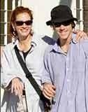 Julia Roberts i Danny Moder /INTERIA.PL