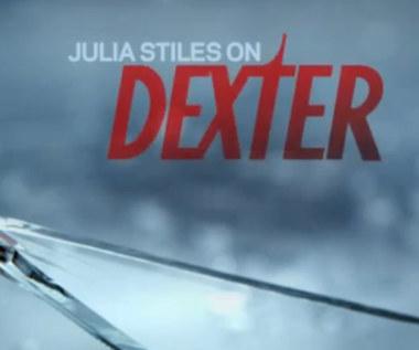 """Julia Stiles w """"Dexterze"""""""