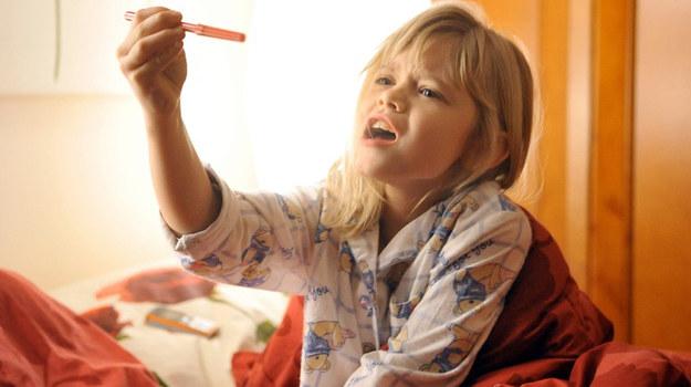 Julia Wróblewska: Jestem chora, nie idę na plan! / fot. Kurnikowski /AKPA