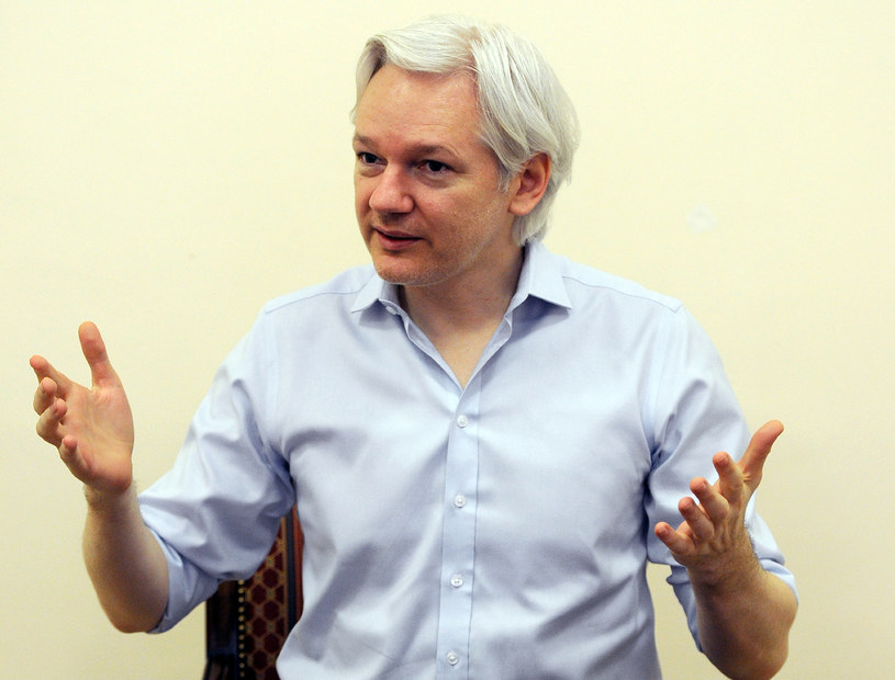 Julian Assange /Anthony Devlin  /AFP