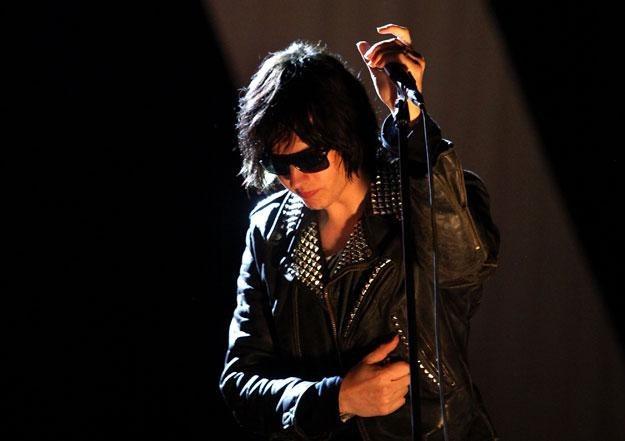 Julian Casablancas i The Strokes ujawnili fragment nowego utworu fot. Simone Joyner /Getty Images/Flash Press Media