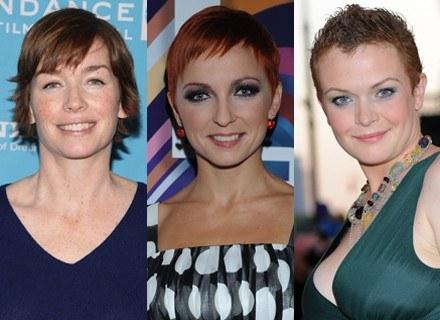 Julianne Nicholson, Anna Wyszkoni, Daria Widawska foto: Getty Images, Andras Szilagyi/MWMedia /INTERIA.PL