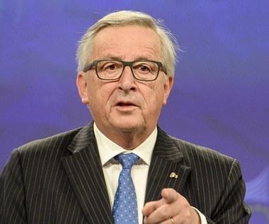 Juncker: Nie prowadzimy wojny z Polską, ale chcemy, by nasze obawy były traktowane poważnie