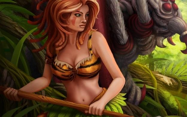 Jungle Wars /materiały prasowe