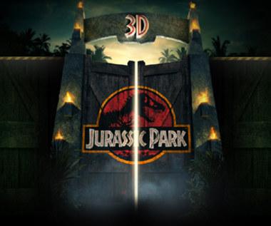 """""""Jurassic Park 3D"""" [trailer]"""