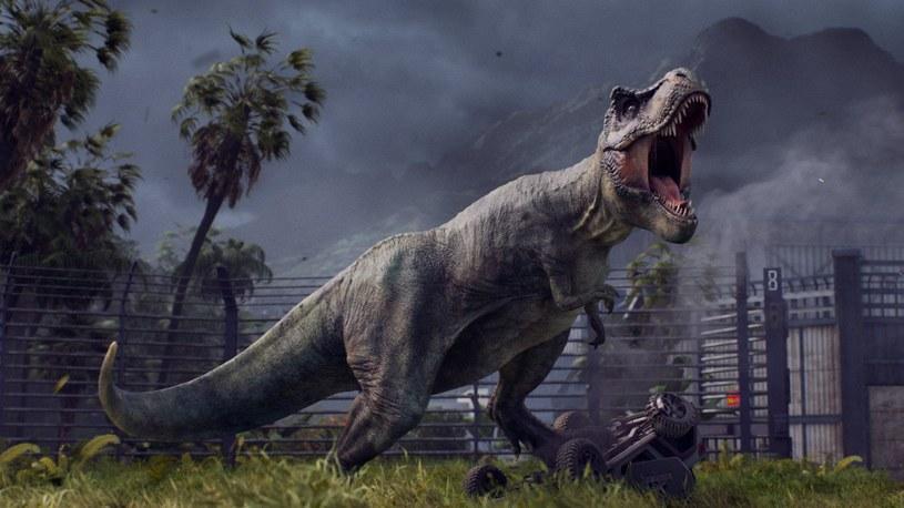 Jurassic World Evolution /materiały prasowe